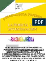 La Invest PsicolForense II