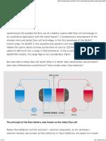 "The ""Redox"" Principle - NanoFlowcell AG"