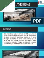 Maximas Avenidas Ppts Exposicion