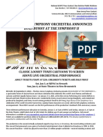 2015-01-03 Bugs Bunny at the Symphony II - Concert Announcementdfgd