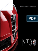 Alfa Romeo Mito - Manual de Manutenção 2014