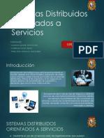 Sistemas Distribuidos Orientados a Servicios