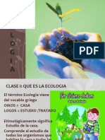 Ecologia y Ambiente 1