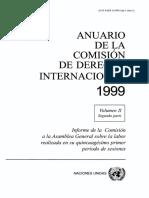 Anuario de la Comisión del Derecho Internacional 1999.pdf