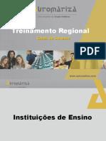 Treinamento Regional - Módulo Cases de Sucesso