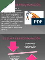 Tema 2.2. Programación Presupuestaria Pares 6 Ciclo