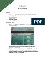 (Práctica 3) AM y El Indice de Modulacion