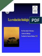 2 BIOLOGIA Evolucion y Hominizacion