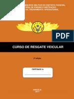 Curso Resgate Veicular - 2017 - CBMDF