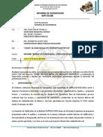 Informe Del Ladrillo Tec. u.e. Sausalito