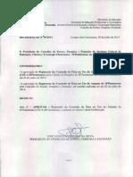 Regimento Interno Da CEUA-IfFluminense