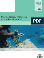 Marine Fishery Resources of the Pacific Islands
