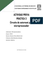 Actividad Previa Practica 3 - Microprocesador