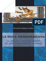 La pesca en mesoamerica
