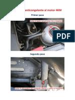 Cambiar Anticongelante Al Megane Con Motor K4M