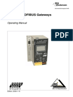 As-i Gateways Installation Manual