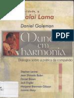 Mundos Em Harmonia - Dalai Lama & Daniel Goleman