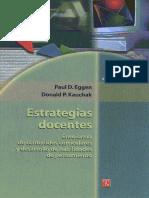 213636132 Eggen y Kauchak Estrategias Docentes