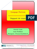 Fortran_cours