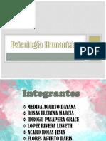 EXPOSICION TEORIA HUMANISTA