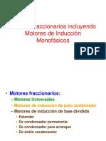 Motores Fraccionarios