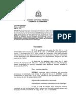 Atipicidade Porte Consumo Pesoal Drogas - José Henrique Torres - JECRIM Campinas