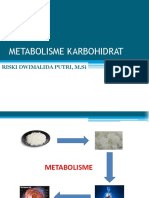 6. Metabolisme FST-Karbohidrat (Bu Kiki)