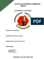 Informe Reles Pancho