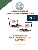 Curso Mantenimiento de Laptop
