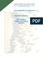 Orientaciones Didacticas de La Asignatura General I 20