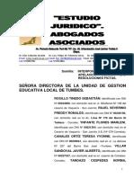 Apelacion Administrativa San Jacinto