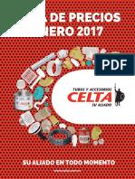 Lista de Precios 2017_CELTA_BAJA