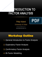 1. Intro to Factor Analysis
