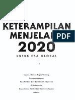 Keterampilan Menjelang 2020