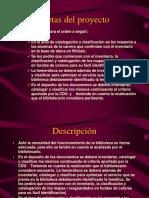 El Proyecto de Biblioteca Escolar  Manuel Belgrano ESBN°22