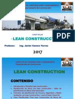 Procesos Eficientes Lean Construction Clase 1