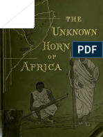 unknown horn of africa