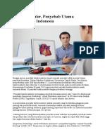 2017 03 04 Lainnya Kardiovaskuler Penyebab Utama Kematian Di Indonesia