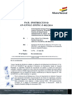 Formulario de Declaracion Jurada de Garantia Prendaria