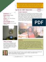 Energy Plus Ltd - GSBI 2010 - Factsheet