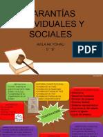 Garantías Individuales y Sociales
