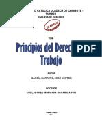 Principios Del Dereco Laboral