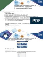 Anexo -Unidad 1,2 y 3_ Fase 0 _ Trabajo Reconocimiento Del Curso y Actores