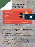 Ley de Etiquetado Nutricional Klau