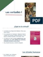 Fundamentos Moral 5 Virtudes Humanas