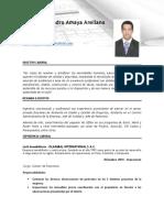 CV Carlos Amaya