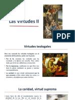 Fundamentos Moral 6 Virtudes Teologales