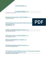 S4 HANA Books on SAP Learning Hub - To Red