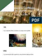 6 Sep 2015 La Resurreccion Del Creyente