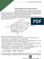 Ecuación de Difusividad de Fluidos en Medios Porosos Compresibles,Ligeramente e Incomprensibles